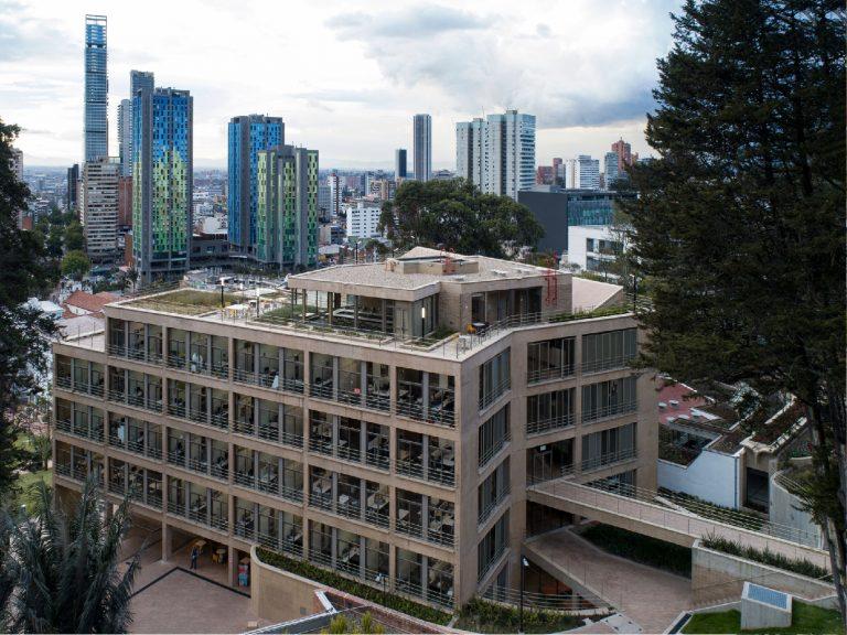 Facultad de Arquitectura y Diseño de la Universidad de los Andes